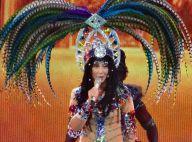 Cher, 67 ans : La diva excentrique fait le show à Las Vegas !