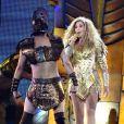 """""""La chanteuse Cher en concert au MGM Grand Arena à Las Vegas, le 25 mai 2014."""""""