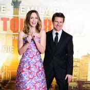 Tom Cruise éclipsé par Emily Blunt, jeune maman à la silhouette impeccable