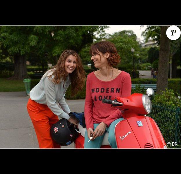 Image du film Sous les jupes des filles avec Laetitia Casta et Audrey Dana