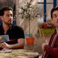 Titoff dans Nos chers voisins, lors du prime diffusé le 30 mai 2014 sur TF1