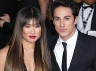 Jenna Ushkowitz : La star de ''Glee'' est séparée de son chéri Michael Trevino