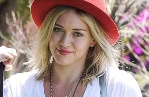 Hilary Duff : Maman stylée, elle change de coiffure à l'approche de l'été