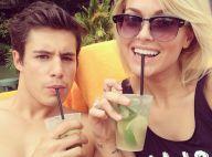Caroline Receveur : Bronzette, mojitos et tendres baisers avec Valentin à Miami