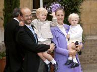 Lord et Lady Nicholas Windsor : Parents d'un 3e petit garçon, ''un miracle''