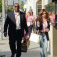 """ LaToya Jackson dans les rues de Beverly Hills, le 31 mai 2013. """