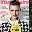 Couverture de Marie Claire, numéro de juillet 2014.
