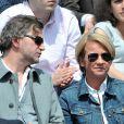 Ariane Massenet lors des Internationaux de France de tennis de Roland-Garros à Paris, le 5 juin 2014.