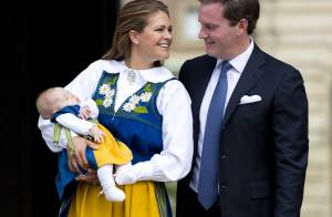 Princesse Leonore, 3 mois : Enfin présentée aux Suédois, à 2 jours du baptême