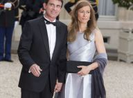 Manuel Valls : Sa femme Anne Gravoin sublime devant Marion Bartoli pulpeuse