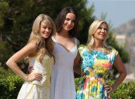 Monte-Carlo: Les stars d'Amour, gloire et beauté rayonnantes et très sollicitées