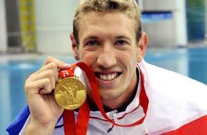 Alain Bernard : pour le champion olympique, tout baigne à Aubagne !