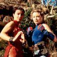 """Kylie Minogue dans le nanar """"Street Fighter : L'ultime combat"""" en 1994."""