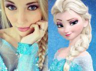 La Reine des neiges : Sosie d'Elsa, Anna Faith Carlson vit un conte de fées