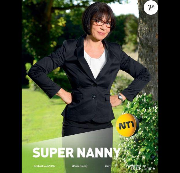 Sylvie est la nouvelle Super Nanny de NT1.