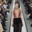 """Kendall Jenner - Défilé de mode """"Givenchy"""", collection prêt-à-porter Automne-Hiver 2014-2015, à Paris. Le 2 mars 2014"""