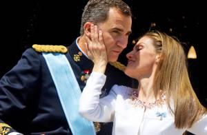 Couronnement de Felipe VI en Espagne : Bisous à gogo pour le sacre du roi