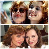 Thelma et Louise, 23 ans après : Nouveau selfie de Susan Sarandon et Geena Davis