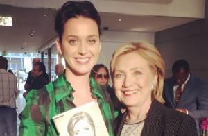 Katy Perry : Ses sourcils décolorés en blond, la star surprend...