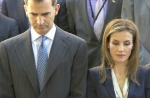 Felipe VI et Letizia : Première sortie pleine d'émotions pour le couple royal