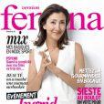 "Ingrid Betancourt en couverture de ""Version Femina"" en juin 2014."