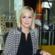 Jennie Garth dans les locaux de la radio SiriusXM à New York, le 24 juin 2014.