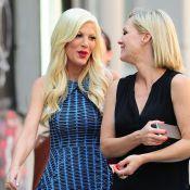 Tori Spelling et Jennie Garth : Duo complice pour de belles retrouvailles