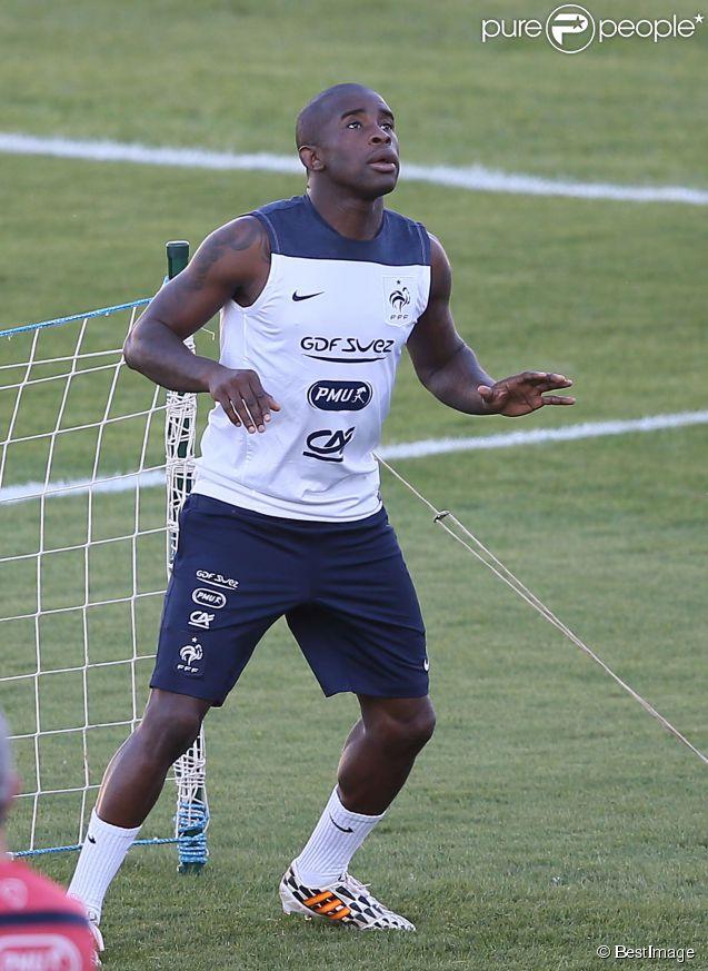 équipe De France Giroud Valbuena Griezmann La Folie Des