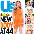 Jennifer Lopez en une de US Weekly