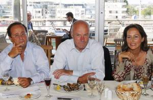 PHOTOS : Segolène Royal et François Hollande ont déjeuné ensemble !