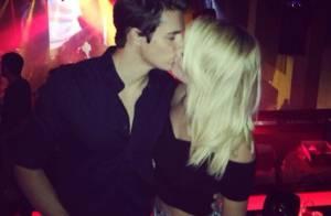 Caroline Receveur et Valentin : Tendres baisers, folle nuit et réveil difficile