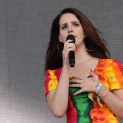 Lana Del Rey envoûtante à Glastonbury, face à Stella McCartney et Alexa Chung