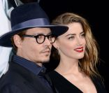 Johnny Depp : Amber Heard et ses enfa
