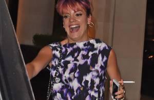 Lily Allen, en folie à Londres : Elle rejoint le scandaleux show de Miley Cyrus
