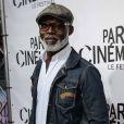Eriq Ebouaney - Ouverture du festival Paris Cinéma au Gaumont Opéra Capucines à Paris le 3 juillet 2014