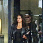 Michelle Rodriguez et Zac Efron, vacances caliente : Flagrant délit de bisous !