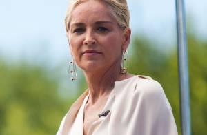 Sharon Stone, célibataire et cash : ''Je suis libre pour des rencards''