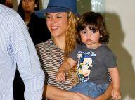 Shakira au Brésil : Radieuse avec son petit Milan pour faire le show au Mondial