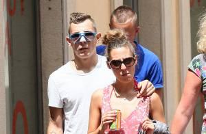 Lucas Digne et sa belle Tiziri : Repos sous le soleil pour le patient du PSG