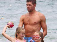 Steven Gerrard: Sourire retrouvé auprès de sa sublime Alex et de leurs fillettes