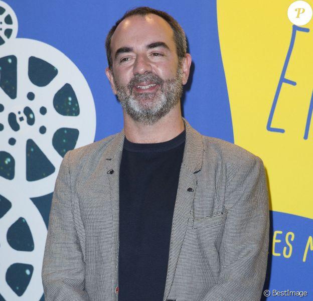Bruno Solo - Dîner de Gala du Panorama des Nuits en Or à l'UNESCO à Paris le 16 juin 2014.