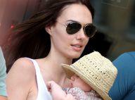 Tamara Ecclestone : Vacances en famille avec son adorable Sophia à Saint-Tropez