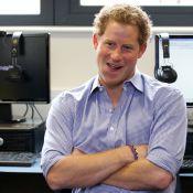 Prince Harry : Mal à l'aise avec Twitter, il s'en remet à de jeunes champions