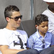 Cristiano Ronaldo et son fils : On ne connaîtra 'jamais' l'identité de la maman...