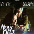 Affiche de Nous Deux, avec Philippe Noiret.