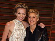 Ellen DeGeneres dévoile par mégarde une info sur sa belle Portia de Rossi