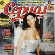 Charisma Carpenter, sexy en couverture de magazine