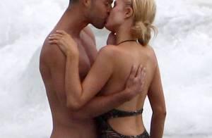 Paris Hilton, baisers caliente avec un bel inconnu : Quid de River Viiperi ?