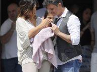 Alejandro Sanz papa : Le chanteur latino et ami de Shakira présente son bébé