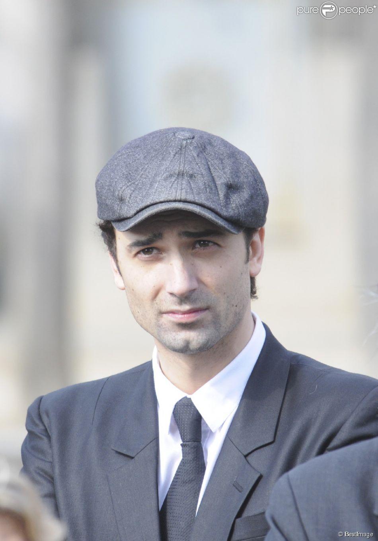 Jean-Baptiste Martin le 20 mars 2012 à Paris.